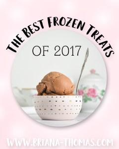 The Best Frozen Treats of 2017