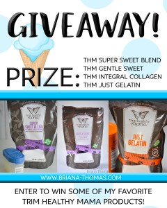 """GIVEAWAY: Briana's """"Getting Started"""" THM Bundle!"""