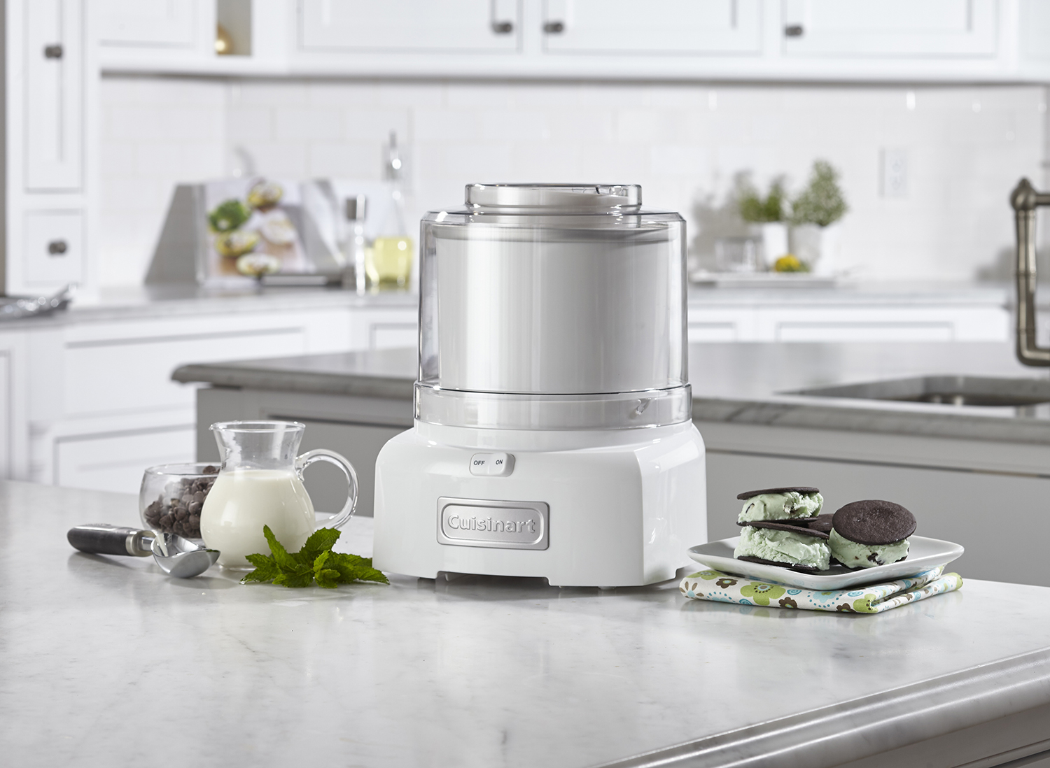 Trim Healthy Mama products, a Cuisinart ice cream maker like mine, my cookbook (Necessary Food), and my calendar (Necessary Time 2018) are up for grabs!