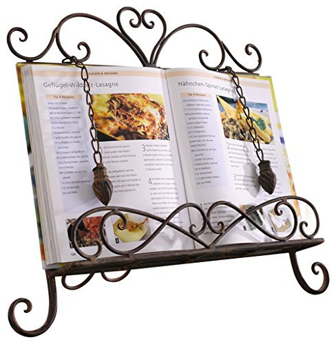 Cookbook Rack