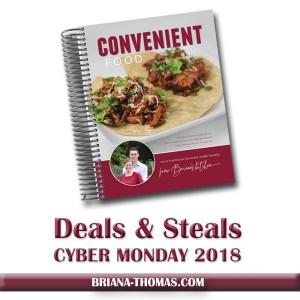 Deals & Steals – Cyber Monday 2018