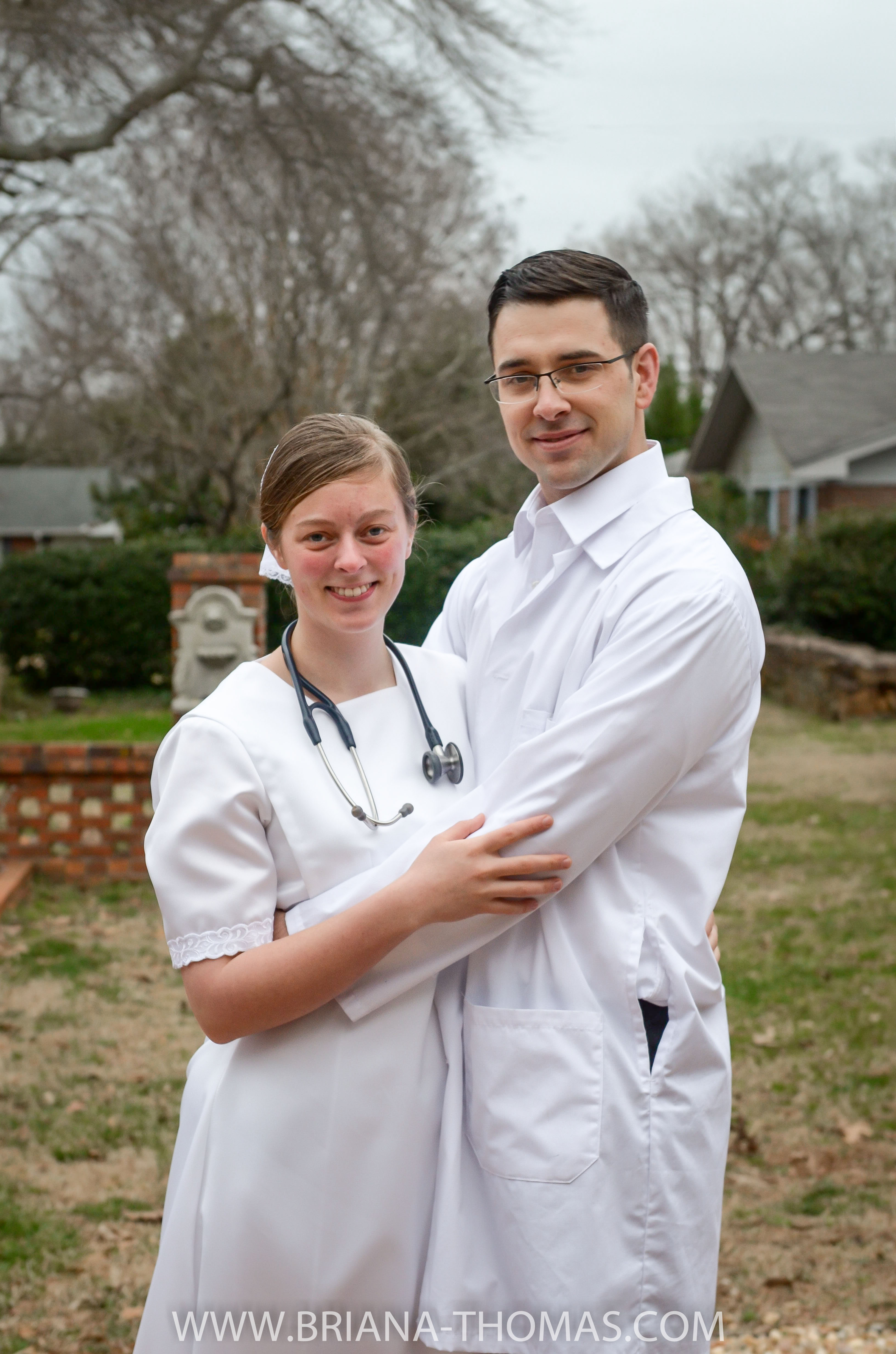 Ryan Burkholder, MD, and Briana Thomas, healthy food blogger/author, were joined in marriage in February 2018. Here are some pictures from our wedding!