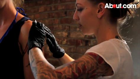 How to Prevent a Tattoo From Stretching