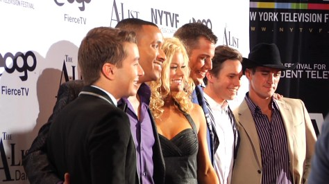 LogoTV's The A-List: Dallas - Red Carpet Premiere