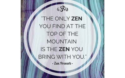Zen Proverb