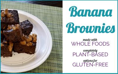 Banana Brownies