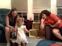 Allison's Visited Tonight