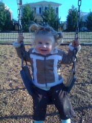 Swinging @ the Park