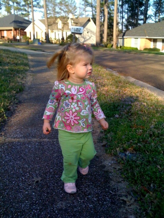 St. Patrick's Day Walk