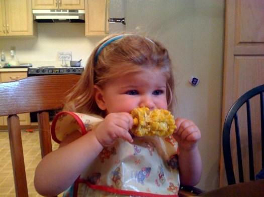 Hmmm. Corn-the-Cob