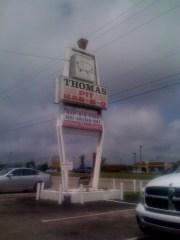 Thomas Bar-B-Q