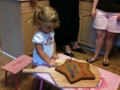 Katie Beth's Birthday Party
