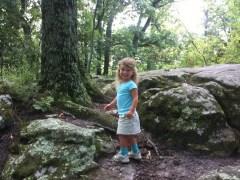 Rainbow Mountain Trails