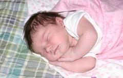 Katherine Sleeping