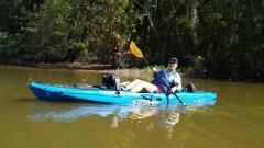 Karen Kayaking