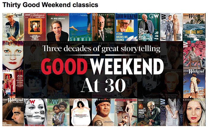 GoodweekendAt30Blog