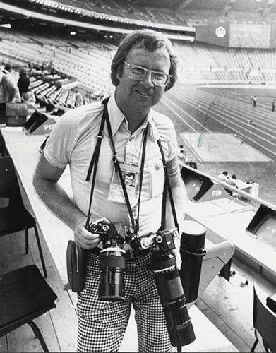 Russell McPhedran - Olympic Games 1975