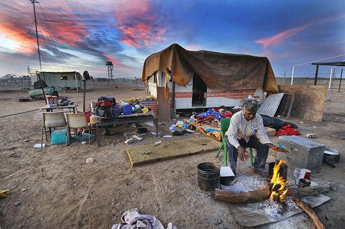 Urandangi Queensland Australia - forgotten indigenous community - pics by Brian Cassey