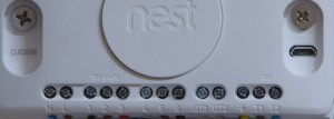 Nest Learning Thermostat 3rd Gen Hot Water Installation