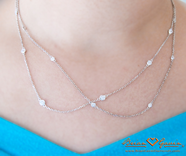 Diamonds By The Yard Necklaces Let Me See That Round