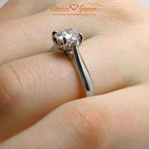 4 Prongs Vs 6 Prongs For Engagement Rings