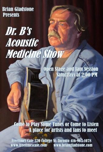 Dr. B's Acoutic Medicine Show