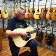 Visit to Gruhn Guitars in Nashville