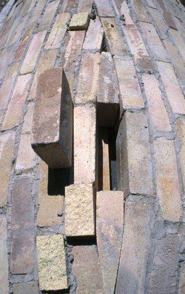 last brick in arch