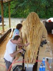 building arch form