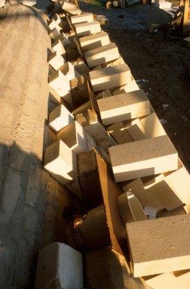 building side stoke ports