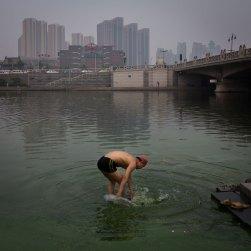 Morning Swimmer, Tianjin, China (IMG_4445)