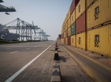 Port of Tianjin, Tianjin, China (IMG_5060)