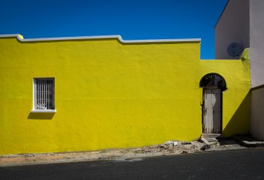 Yellow, Bo Kaap, Cape Town, South Africa (1902)