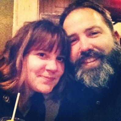 Tiffany and I