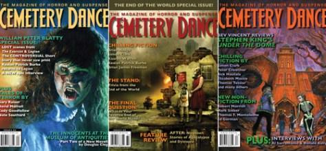Cemetery Dance magazine