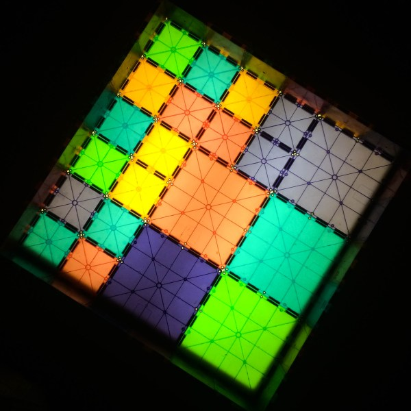squares of colored light [2010]