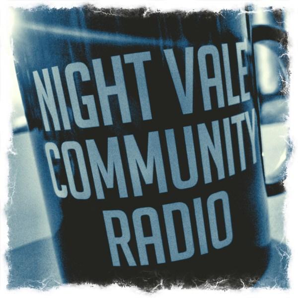 night vale community radio mug | photograph by Brian J. Matis