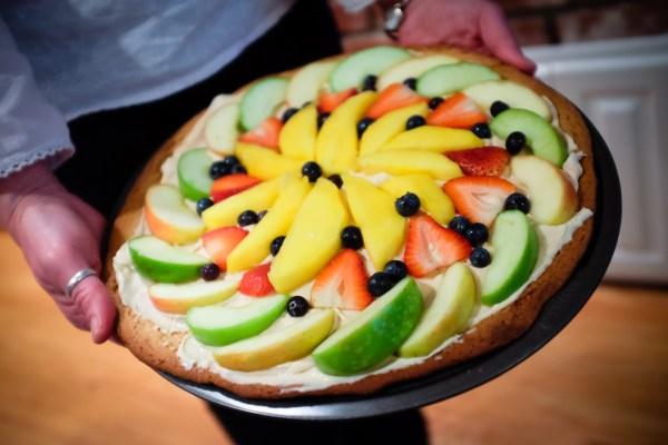 dessert pizza pie | photograph by Brian J. Matis