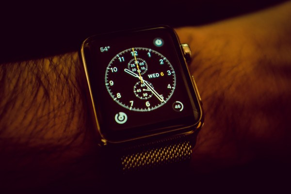 Apple Watch | photograph by Brian J. Matis