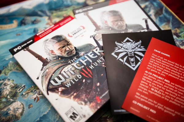 Witcher 3   photograph by Brian J. Matis