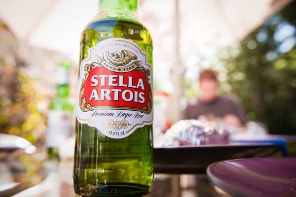 stella artois | photograph by Brian J. Matis