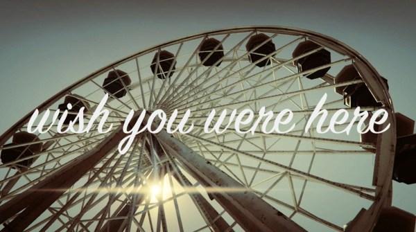 GTA V Ferris wheel   photograph by Brian J. Matis