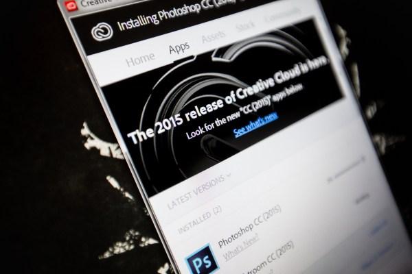 Adobe CC 2015 download | photograph by Brian J. Matis