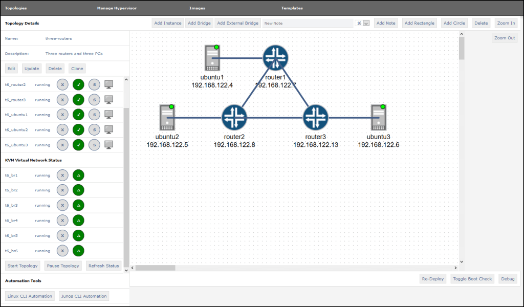The Wistar network emulator | Open-Source Routing and