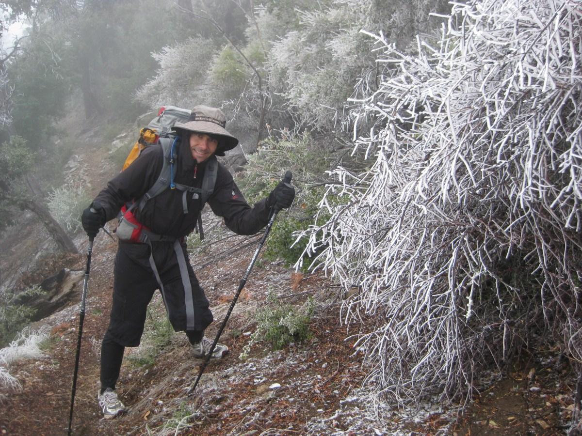Ventana Wilderness Backpack Marble Peak Trail South