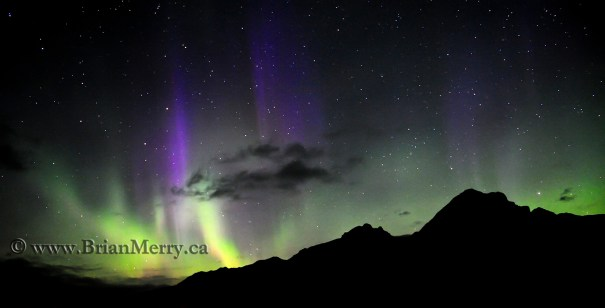 Banff Aurora Night Photography