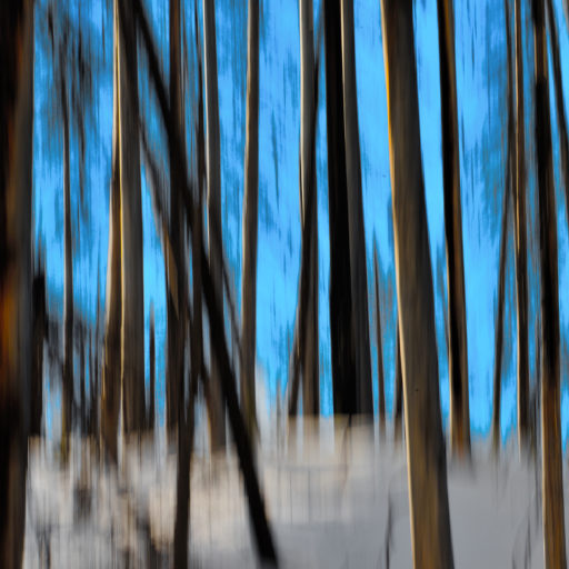 How to Create an Abstract Vertical Pan Blur Landscape Photograph – Part 1 of 2