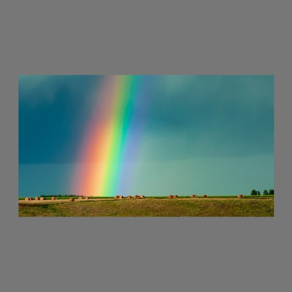 The Farmer's Pot of Gold landscape photograph