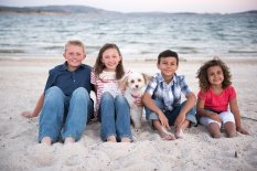 Folsom Lake Family Session