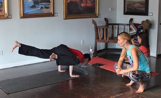 bri yoga teaching